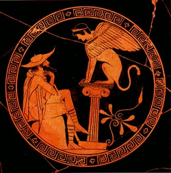 a focus on the main character oedipus in the play oedipus the king It is a tragic play which focuses on the discovery by oedipus that he has  the  king in the story of oedipus the king, sophocles portrays the main character,.