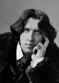 How does wilde portray betrothal and marriage