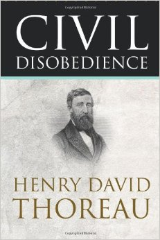 discuss the theme of david thoreau s essay civil disobedience josbd answer in literature