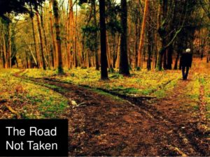 the-road-not-taken